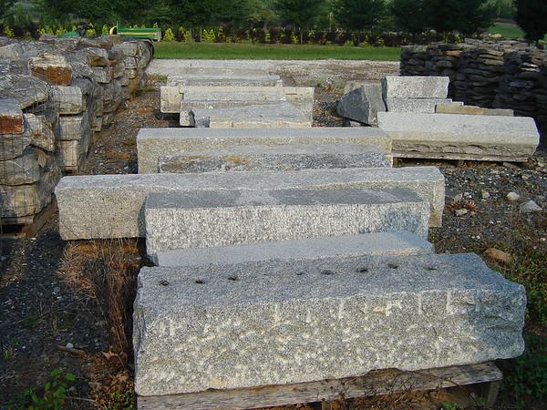 Palletized Stone